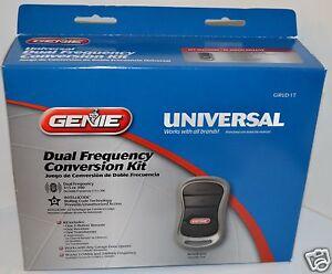Genie Girud 1t Garage Opener Remote Receiver Conversion