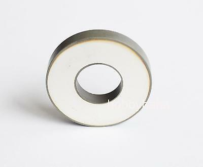 New 41.5khz Ultrasonic Piezoelectric Transducer Element Ceramic Ring 38155