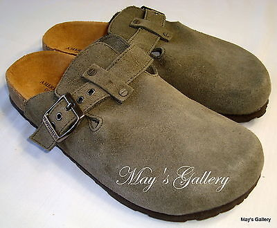 Used, American Eagle AE Sandal Flip Flop Flops Shoes Clogs Slipper Suede  Shoe  AEO 6 for sale  Shipping to Nigeria