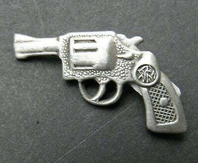 - 38 Special handgun Gun Weapon Hat Lapel Pin 1 inch