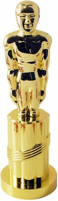 NEW Gold Award Winning Funny Statue Comedy Fancy Dress Halloween Costume  (Halloween Costume Wins)