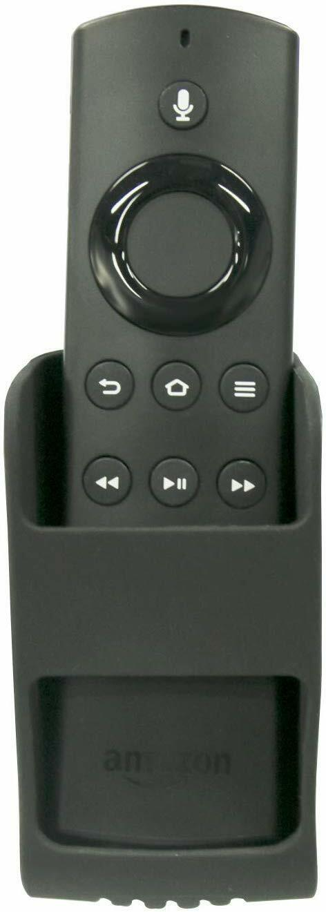 Remote Control Holder Mount for Alexa Voice Remote and Fire TV Remote Control Consumer Electronics