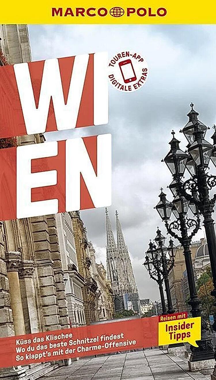 MARCO POLO Reiseführer Wien - Aktuelle Ausgabe 2020