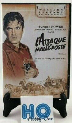 DVD - Western - L'attaque de la malle-poste - Henry HATHAWAY - Tyrone POWER (Tyrone Mall)