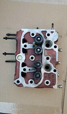 Kubota Zb600 Diesel Engine Cylinder Head Yamaha Edl6500s Generator Gl6500s