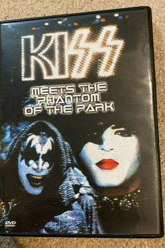 Dvd Kiss Meets The Phantom of the Park