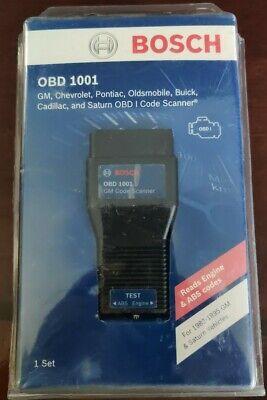 Bosch OBD 1001 Code Scanner OBD 1