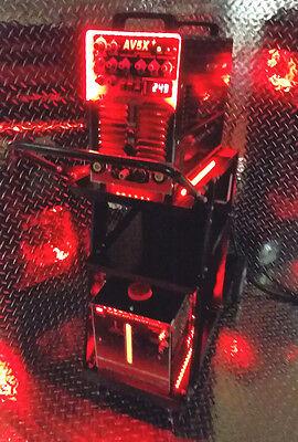 Mig Tig 250amps Ac-dc Tig Sqw Plasma Stick Av6x Cnc Plasma Table Ready