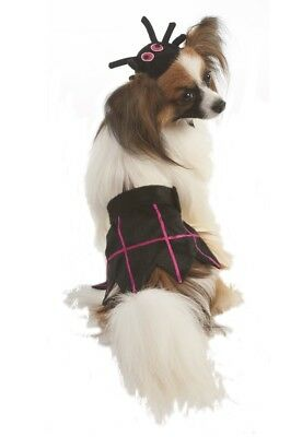 HALLOWEEN Costume spider for Dogs - XS - XL - 2 pc set - Dog Spider Costumes For Halloween