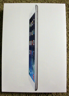 Apple iPad Air 32GB, Wi-Fi, 9.7in - Silver