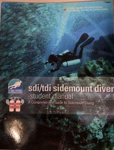 TDI Sidemount Diving manual