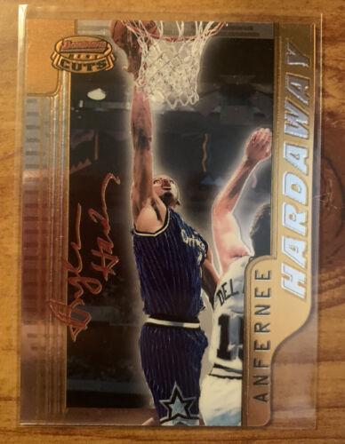 1997 Bowmans Best Cuts Anfernee Hardaway Diecut  - $0.99