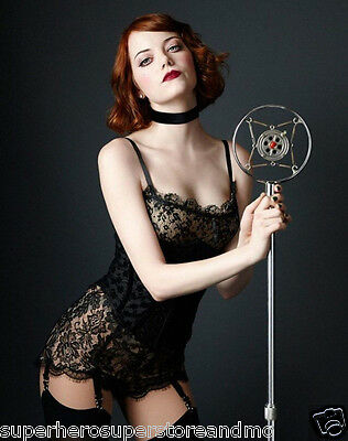 Emma Stone   8 X 10 Photo 402   15