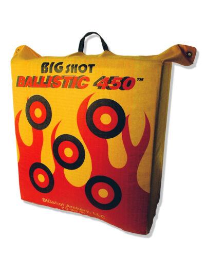 "New Bigshot Ballisitc 450 X Bag Target 24"" X 24"" X 12"" Model # 102"