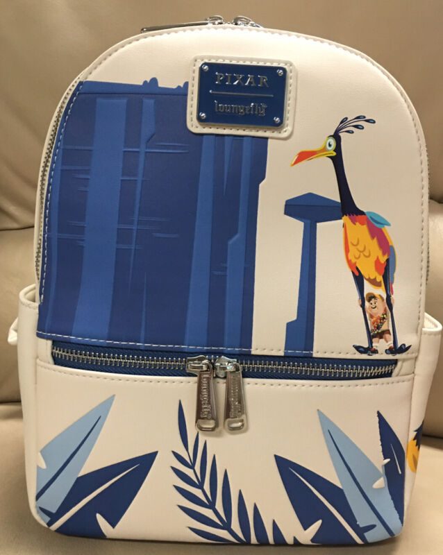 Disney UP Kevin And Russell Mini Backpack NWT IN HAND Loungefly Great Colors💥💥