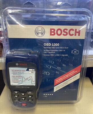BOSCH OBD 1300 SCANNER DIAGNOSTIC READEDR