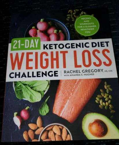 21 Day Ketogenic Diet Weight Loss Challenge by Rachel Gregor