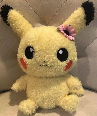 Sekiguchi Fuzzy MOCO MOCO Girl Pikachu 10