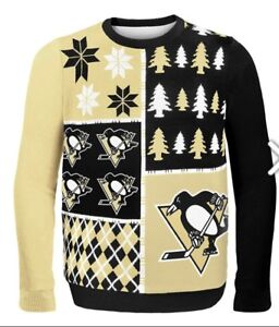 Pittsburgh penguins ugly sweater