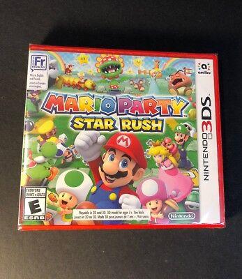 Mario Party [ Star Rush ] (3DS) NEW segunda mano  Embacar hacia Mexico