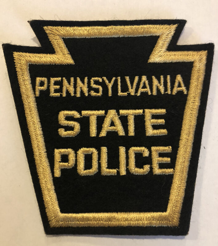 Pennsylvania State Police Patch ~ New Condition