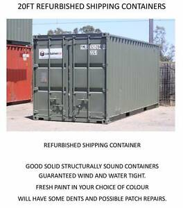 Shipping Containers Ex. Sydney - 10FT, 20FT & 40FT Windsor Hawkesbury Area Preview