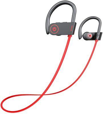 Otium Bluetooth Headphones, Best Wireless Earbuds IPX7 Waterproof Sports Earphon