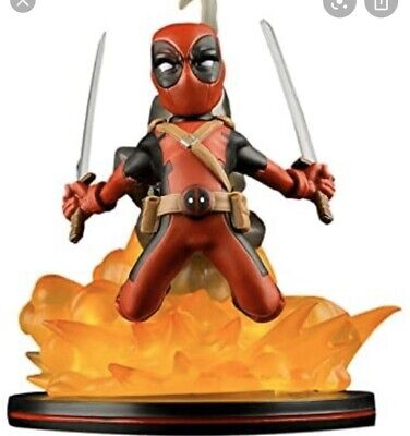 Deadpool Q-Fig Figure - Loot Crate Exclusive