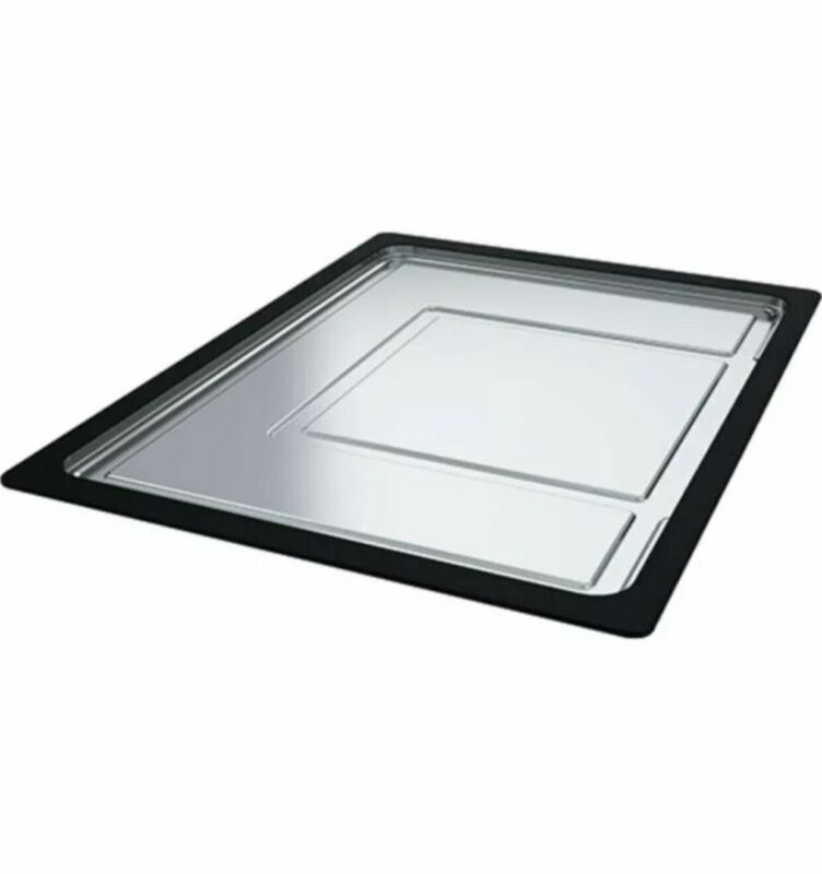 """Franke 18 3/8"""" Stainless Steel Drain Board for CUX11018 Sink, CUW-60S"""