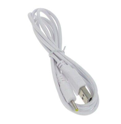2 X Cable USB pour batterie pour manette télécommande Nintendo Wii Wiimote
