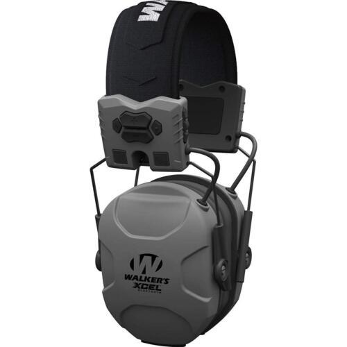 Walker's XCEL Digital GWP-XSEM-BT Electronic Muff Voice Clar