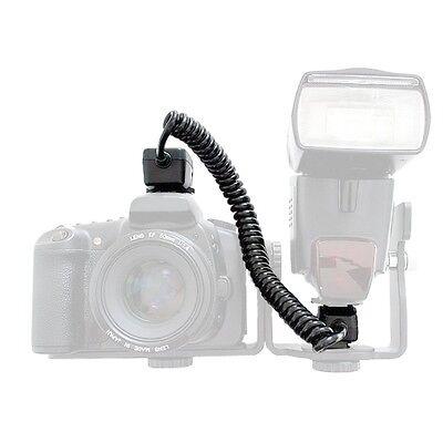 Diseñado Ttl Off Cámara Zapato Cable Para Canon 520EZ 520 Ez