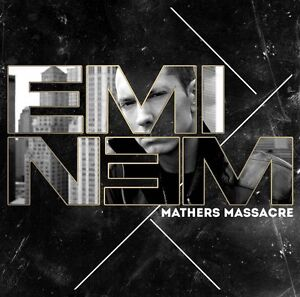 EMINEM MATHERS MASSACRE (2013) NEW SEALED RAP CD NICKI MINAJ LLOYD BANKS