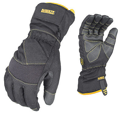 DeWalt DPG750 Extreme Condition Insulated Cold Weather Work Gloves (M-2XL) Extreme Cold Weather Gloves