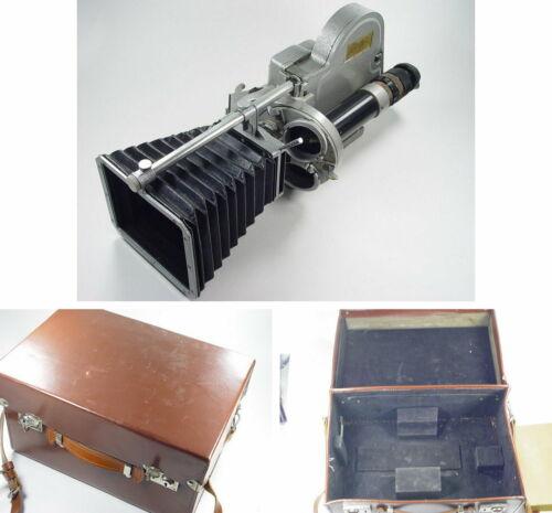Rarity. First USSR 16mm reflex cine camera 16-SP. Russian Arriflex KMZ Zenit
