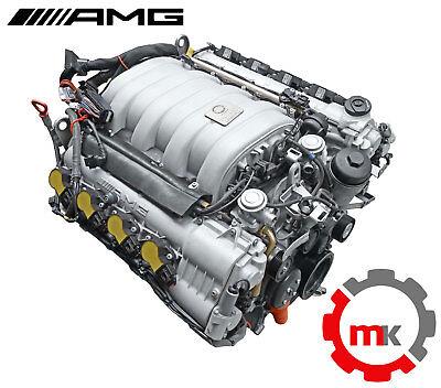 Mercedes C219 CLS 63 AMG 514 PS M156983 Motor Generalüberholung M156.983