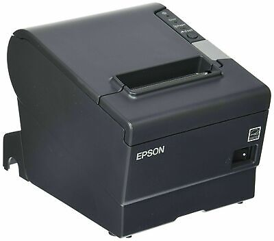 Epson Tm-t88v M244a Pos Thermal Receipt Printer Wserial Usb Interface