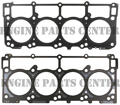 MAHLE Cylinder Head Gaskets/2 MLS for Chrysler Dodge Jeep 5.7 HEMI 2003-15 Dodge Cylinder Head Gaskets