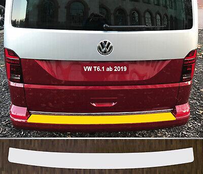 Lackschutzfolie Ladekantenschutz transparent VW T6.1 ab 2019