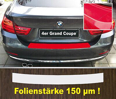 Lackschutzfolie Ladekantenschutz transparent BMW 4er Grand Coupe´ ab 13  150 µm