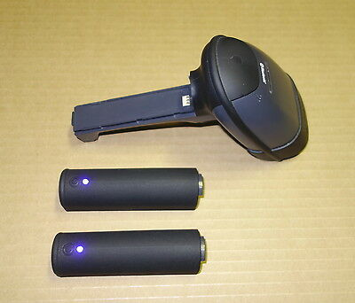 Metrologic Ms1633 Wireless Bluetooth 2d Scanner Wand 2 Batteries 6 Mo Warranty