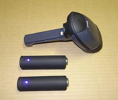 Metrologic Ms1633 Wireless Bluetooth 2d Scanner Wand 2 Batteries 6 Mo Warranty