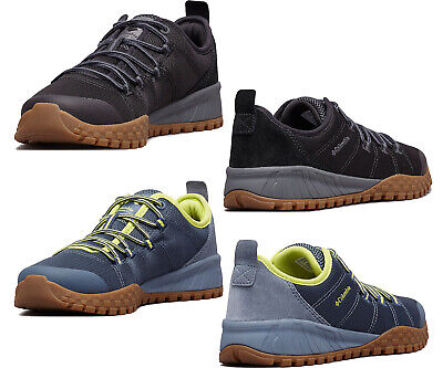 Mens Columbia Fairbanks Low Trail Running Shoes Hiking Boots NEW