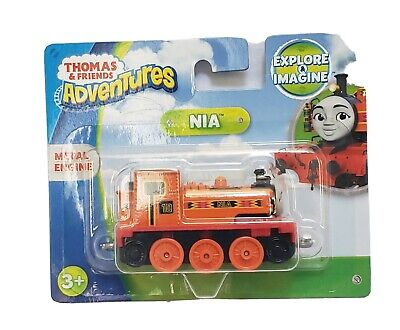 Thomas and Friends Adventure Small Die-Cast Engine - Nia
