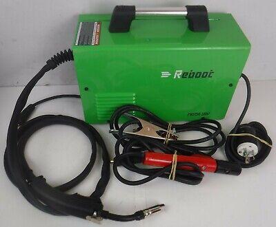Reboot Mig150 Welding Machine 2 In 1 Gasgasless Flux Core 220v Stick Welder