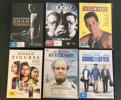 Adult Drama 47 Comedy Dvd Set Only 15 Cds Dvds Gumtree