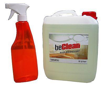 Badreiniger bathcare 5 Liter Kanister Urinsteinlöser Kalk Badewanne
