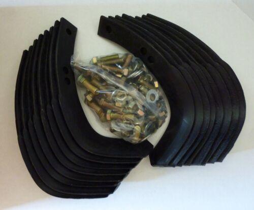 Craftsman Roto Tiller Tines Set of 12 Replaces 4460J 6554J 4459J 6555J
