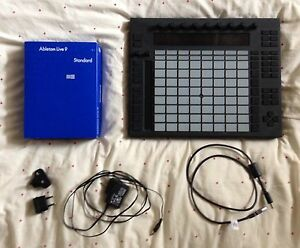 Ableton Live 9 Standards + Push