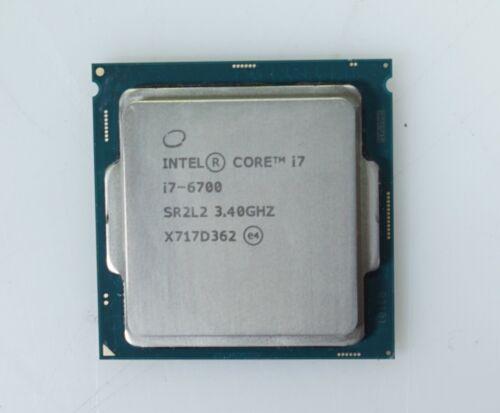 Intel Core i7-6700 3.40GHz Quad Core LGA1151 64-Bit 8MB 65W Processor SR2L2